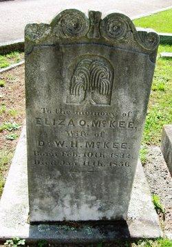 Eliza Ophelia <I>Nixon</I> McKee