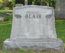 Christine C Blair