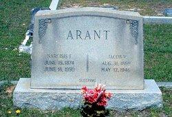 Narcisis Elizabeth <I>Cook</I> Arant