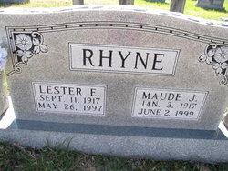 Lester Eugene Rhyne