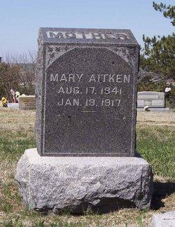 Mary <I>Boyd</I> Aitken