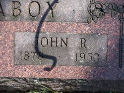 John Roy McAboy