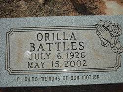 Orilla Battles