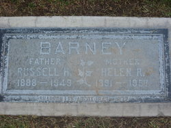 Helen Mollie <I>Roberts</I> Barney