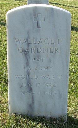 Wallace H Gardner