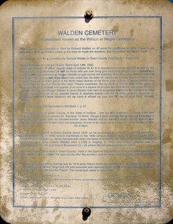 Walden Cemetery