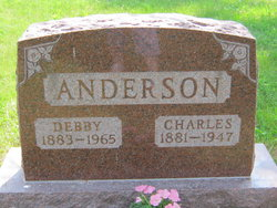 Debby M <I>Lee</I> Anderson
