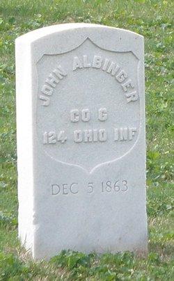 PVT John Allinger