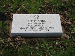 Lee G Bobb