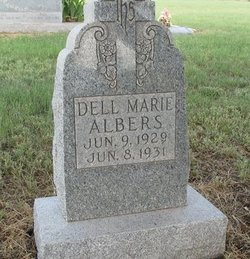 Dell Marie Albers