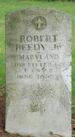 Robert Reedy Jr.