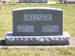 Etta May <I>Overmyer</I> Meiser