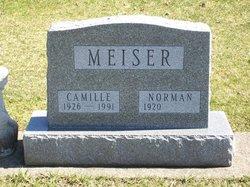 Lillian Camille <I>Thompson</I> Meiser