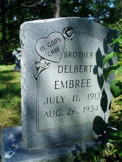 Delbert Embree