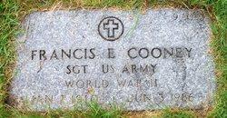 Francis E Cooney