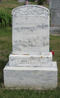 Nathaniel Walter Ackley