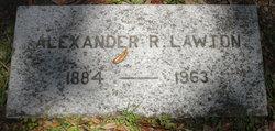 Alexander Robert Lawton, III