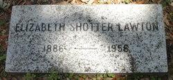 Elizabeth Wallace <I>Shotter</I> Lawton