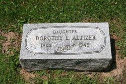 Dorothy E. Altizer