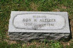 Don W. Altizer