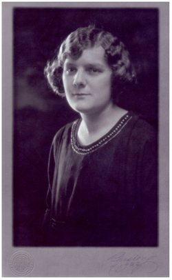 Edith Linea <I>Widegren</I> Rasmussen
