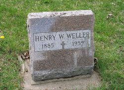 Henry Walter Weller