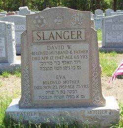 Eva <I>Lefkovitz</I> Slanger