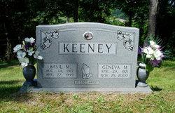 Geneva M. <I>Embree</I> Keeney