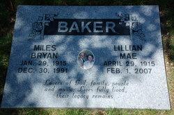 Lillian Mae Baker