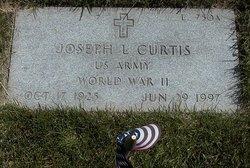 Joseph L Curtis