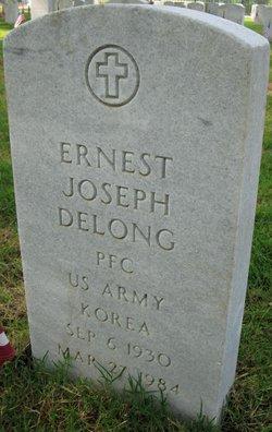 Ernest Joseph Delong