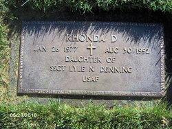 Rhonda D Denning