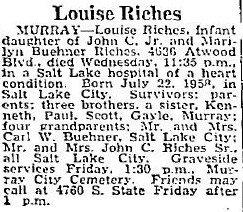 Louise Riches