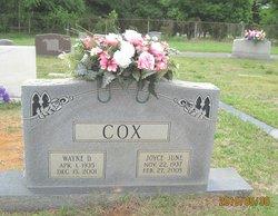 Wayne D. Cox