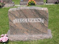 Anna K <I>Michels</I> Seggerman