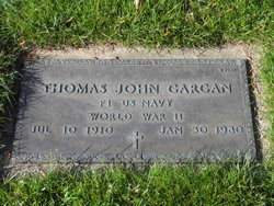 Thomas J Gargan