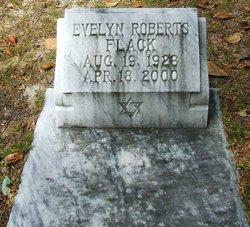 Judge Evelyn <I>Roberts</I> Flack