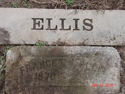 Naoma Frances <I>Burton</I> Ellis