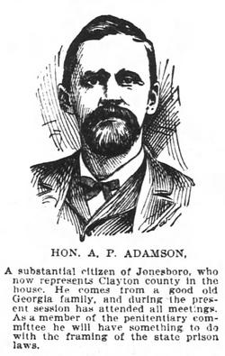Augustus Pitt Adamson