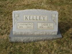 Sadie I <I>Brown</I> Kelley