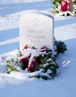 "Lieut Bryan William ""Bill"" Ball"