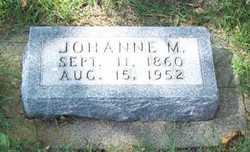 Johanna Marie <I>Johnson</I> Lund