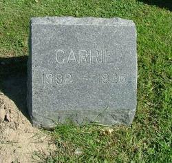 Carrie <I>Harned</I> Inman
