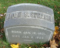 Alden S Sprague