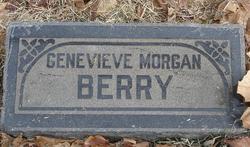 Edna Genevieve <I>Morgan</I> Berry