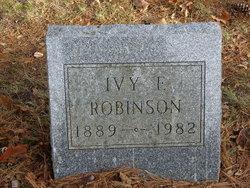 Ivy F. Robinson