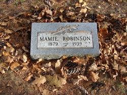 Mamie <I>Crozier</I> Robinson