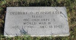 PFC Delbert Dalton Poindexter