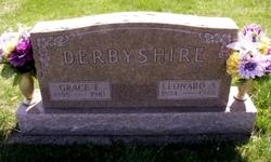 Leonard Albert Derbyshire