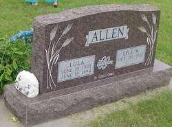Lola <I>Gower</I> Allen